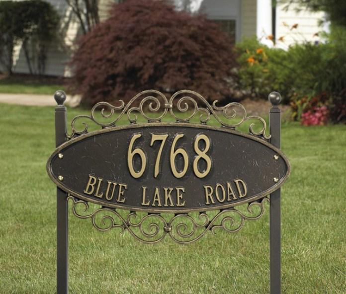 decorative signs