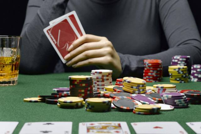 large selection of casino games