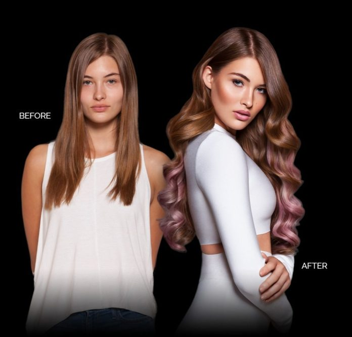 Get Hair Extensions