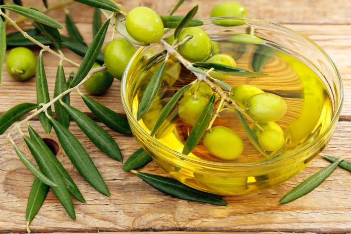Olive Oil in Your Hair