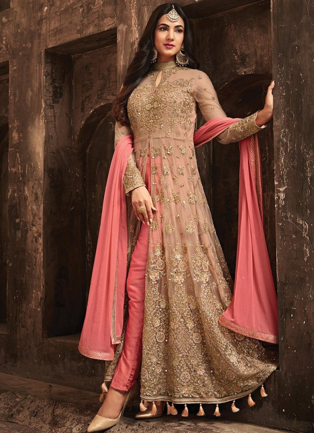 Party wears Anarkali suits