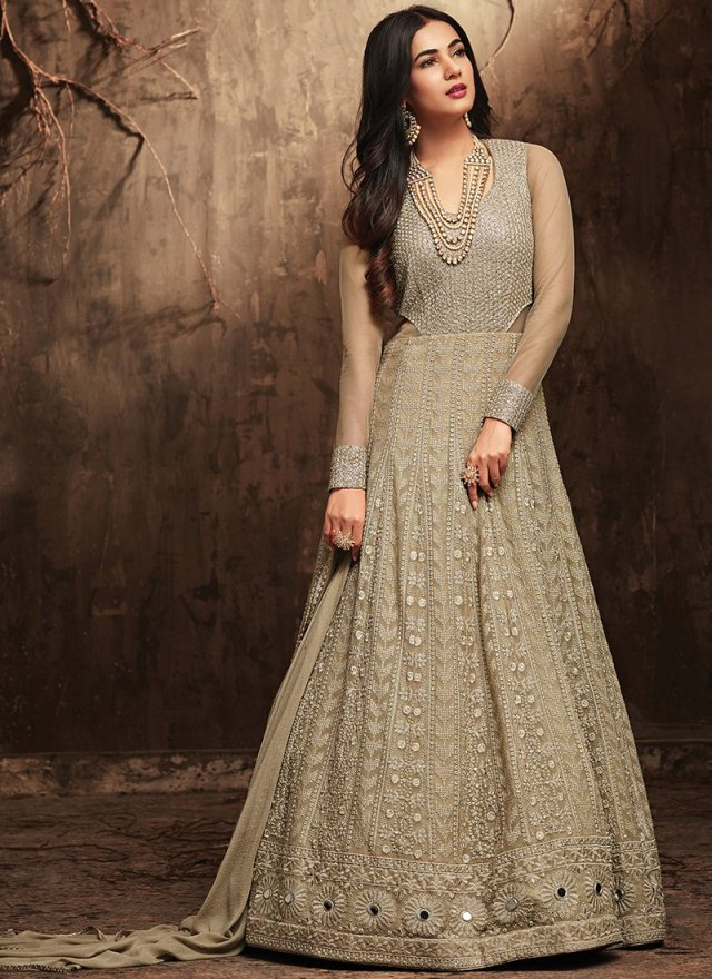 Top Trending Latest Designer Anarkali Designs