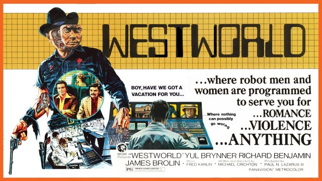Westworld-poster-1973 film