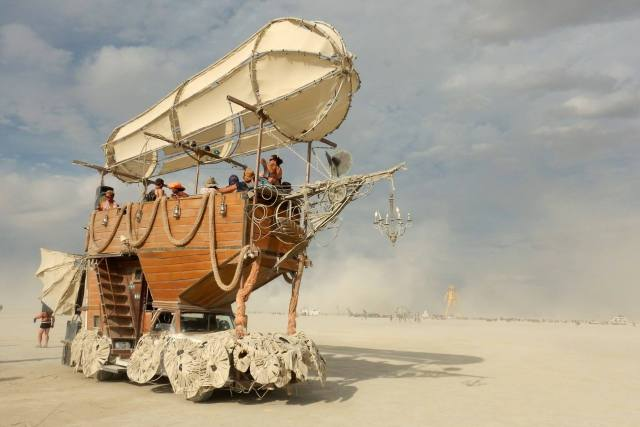 Burning Man Pictures