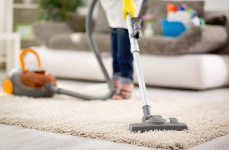 Smart Care of Your Carpet.