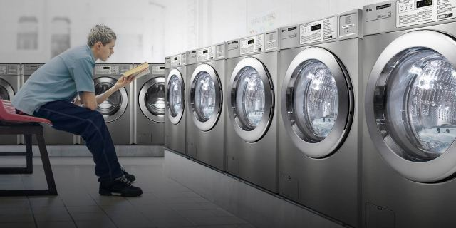 Customers in your Laundry Business
