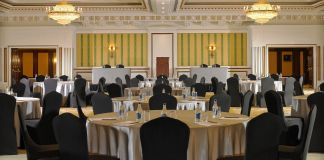 Why is the conference venue so important