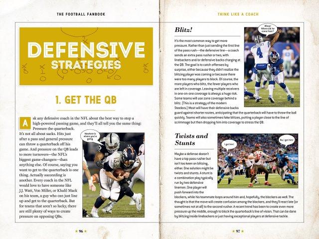 Sports Illustrated Football Handbook