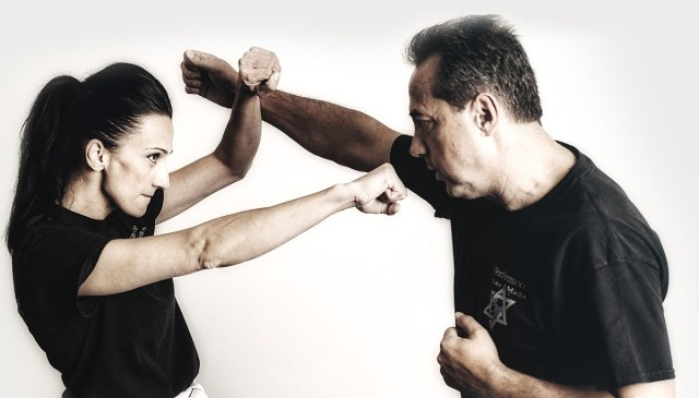 martial art - Krav Maga