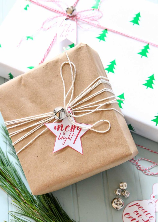 Jingle-Bell-Gift-Wrapping