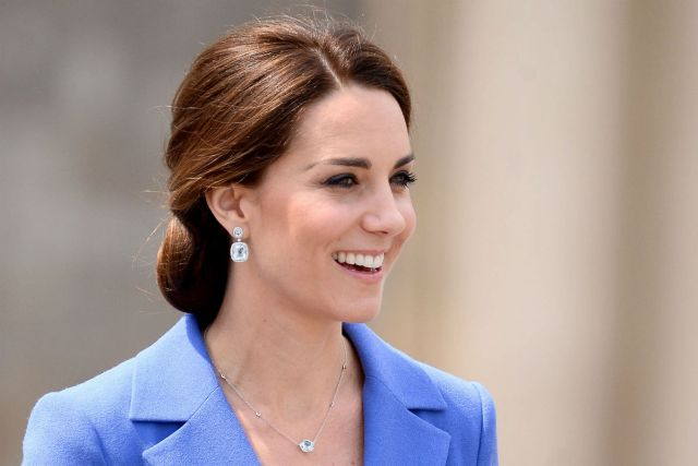 Kate Middleton's High Maintenance Hair