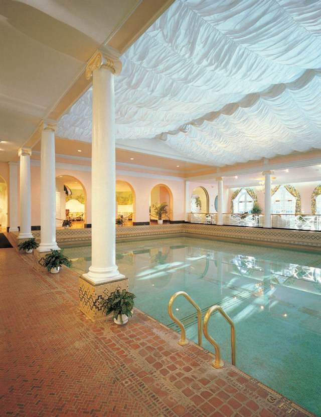 The Greenbrier – White Sulfur Springs, West Virginia