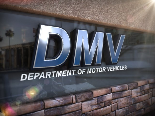 DMV And Apply For A Replacement Card