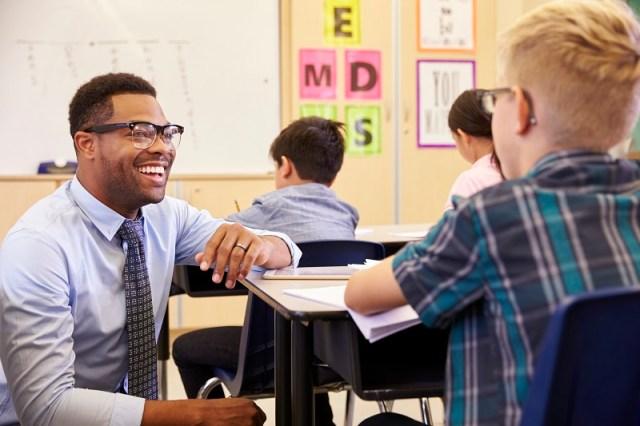 Become a public school teacher