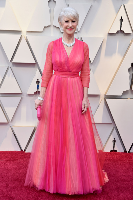 Helen Mirren Red CarpetOscars looks