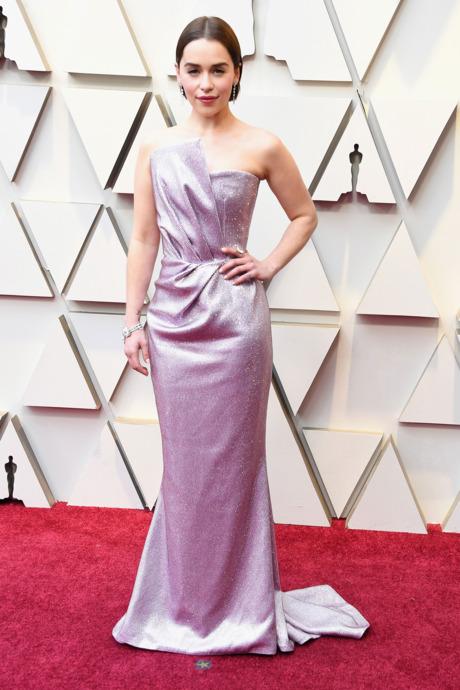 Emilia Clarke Oscar 2019