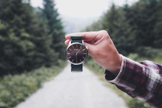guess wrist watch for men