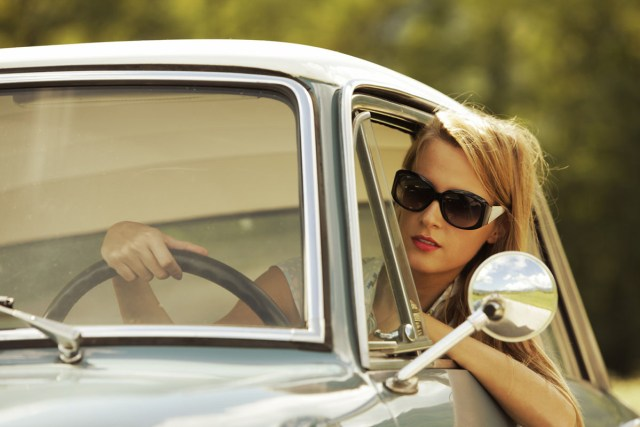 the way you drive personality