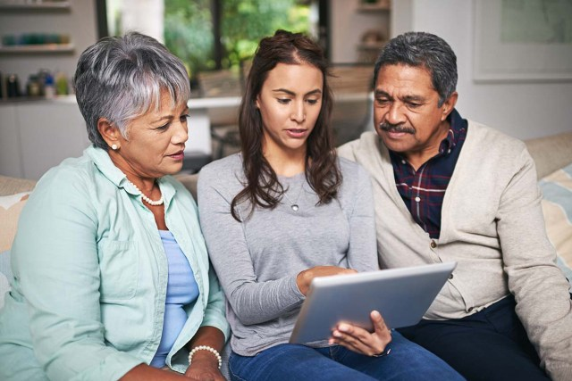 Help Seniors Get up to Speed with Technology