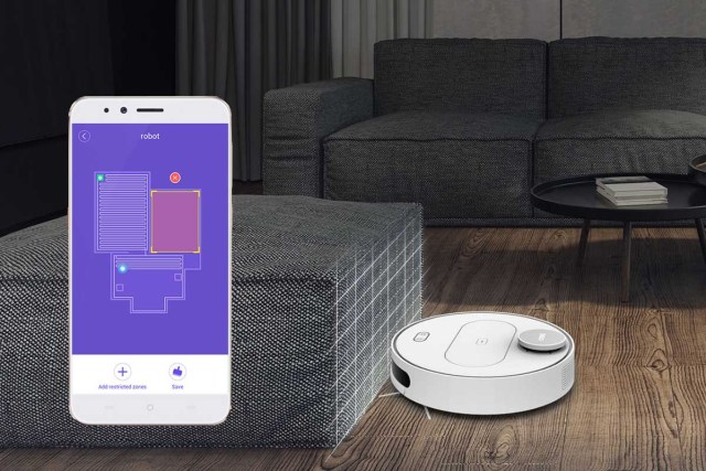 How To Set Up A Room Map For Robotic Mop
