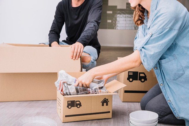residential local moving