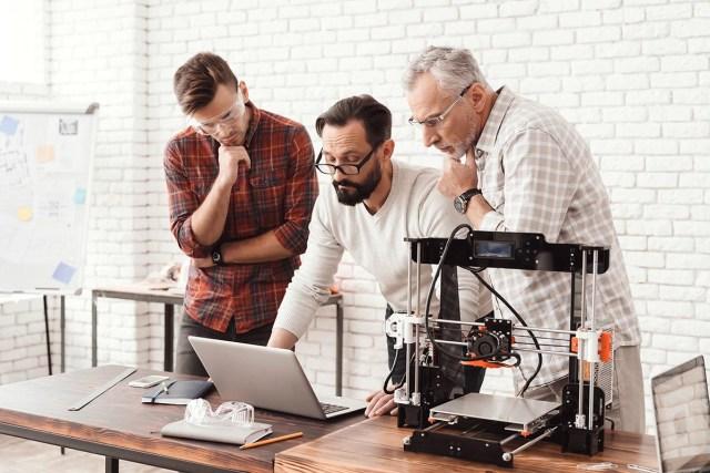 3D printing service like 3D Hubs