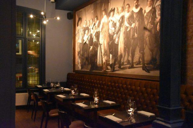 Restaurant Spelt and Lt. Cornelis in Amsterdam