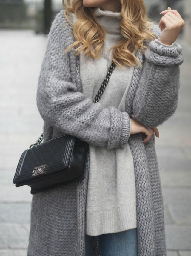 Women's Wool Cardigan