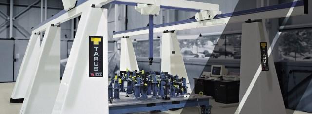 Gantry Coordinate Measuring Machine Technology