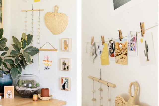 How to Make a Gallery Wall on a Budget