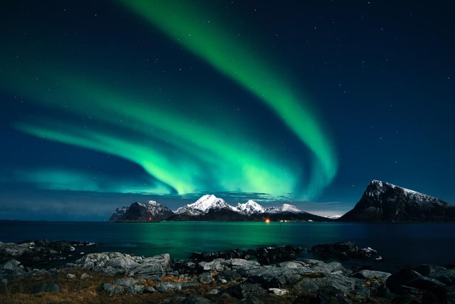 northern lights vacation