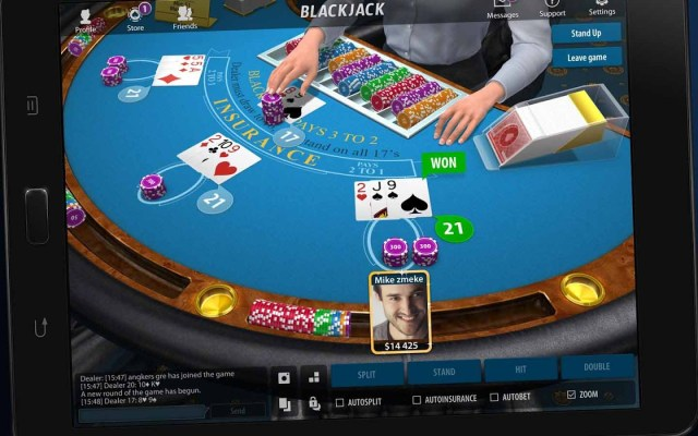 best mobile Blackjack