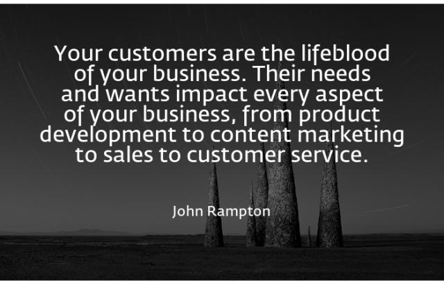 John Rampton.
