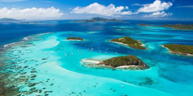 Honeymoon Destinations - St. Vincent & the Grenadines