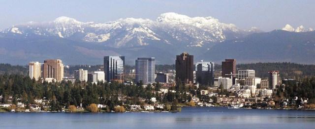 visiting Bellevue Washington