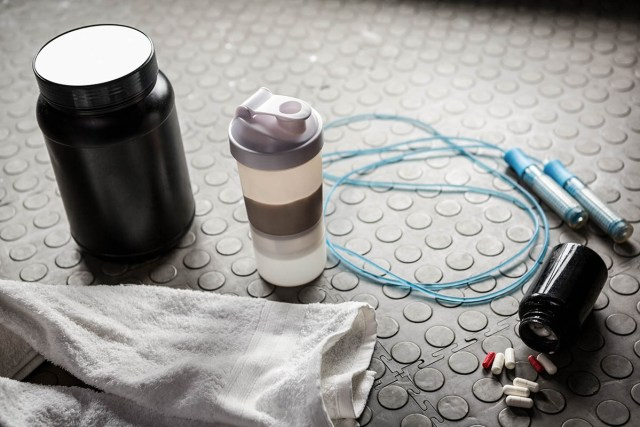 Some of the Ingredients in LIT Pre-Workout Supplement