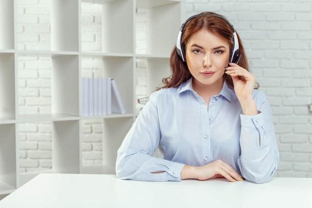 a virtual receptionists