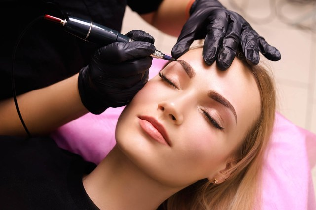Beauty Industry Careers Learn How to Tint and Wax Eyebrows
