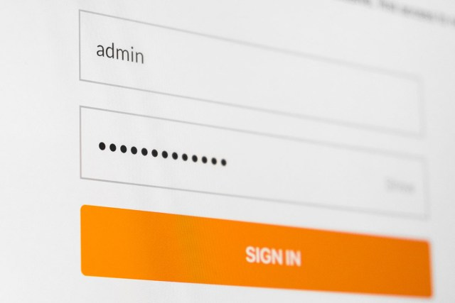 Create passwords that can't be hacked