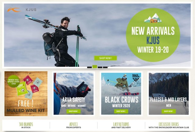 top-rated websites that offer you amazing deals on the gear all year round.