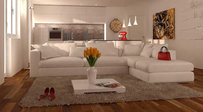 La zona living è infatti quella in cui trascorriamo la maggior parte della nostra giornata casalinga. Arredare Un Soggiorno Con Cucina A Vista Architetto On Line Come Arredare Casa Ristrutturazione Casa