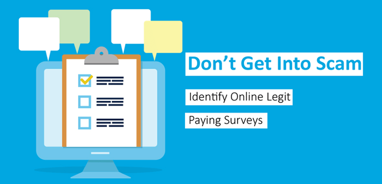 Online Paying Surveys