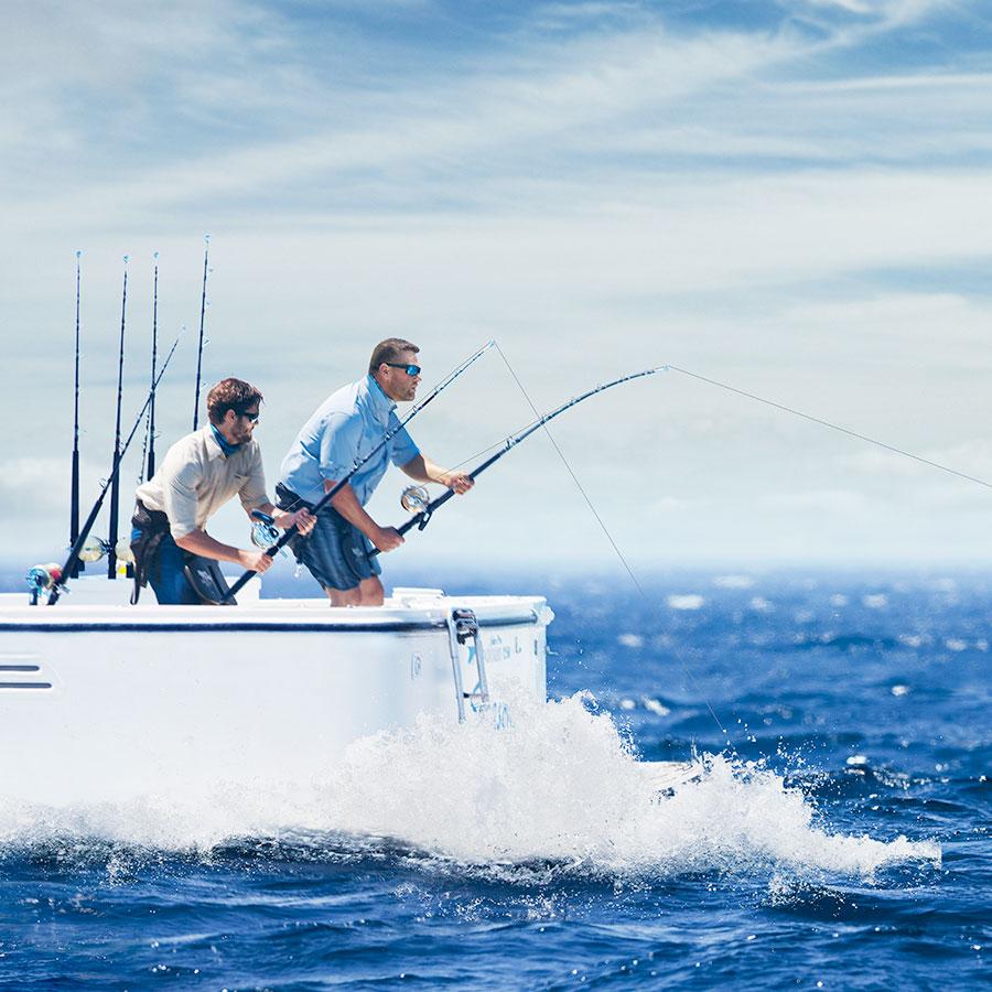 Gafas deportivas pesca