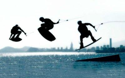 Gafas graduadas de sol para esquí acuático