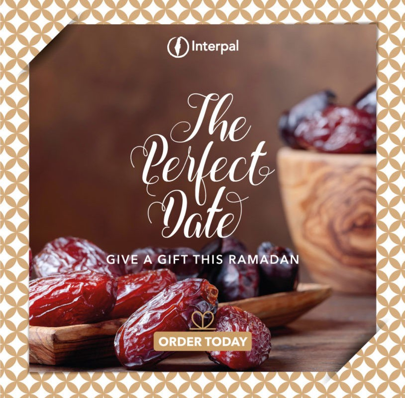 The Perfect Date - Buy Palestinian Dates this Ramadan