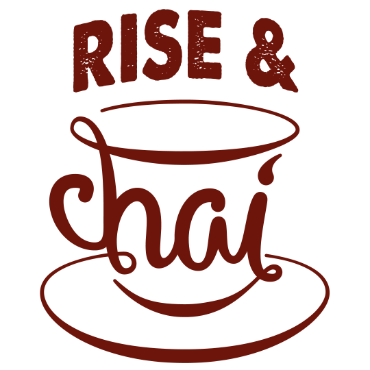 Rise & Chai logo - Interpal - International Women's Day