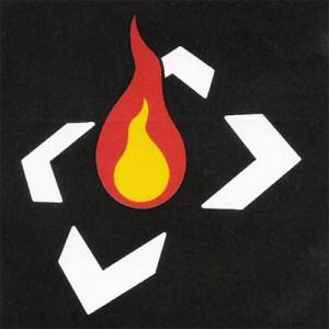 Dance Dance Immolation logo on black