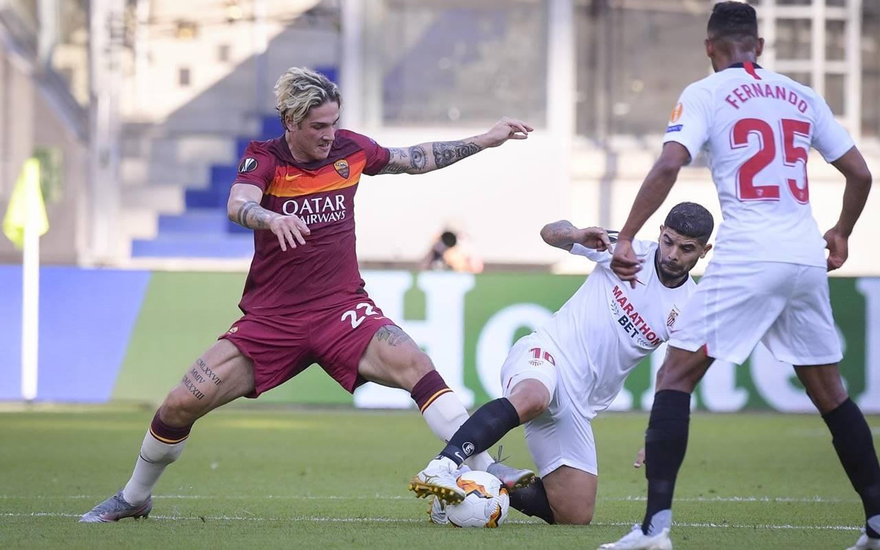 Roma-Siviglia : Duisburg Amara Siviglia Piu Forte Roma Fuori Dall Europa League