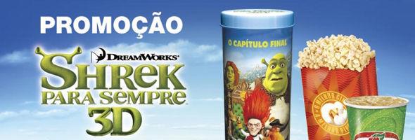 Promocao Shrek Para Sempre