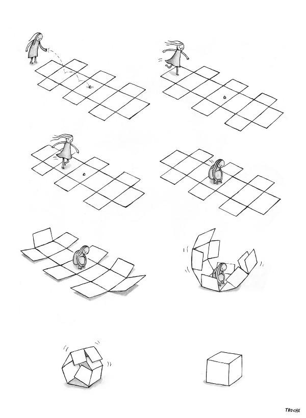 ( Desenho por: Gervasio Troche )